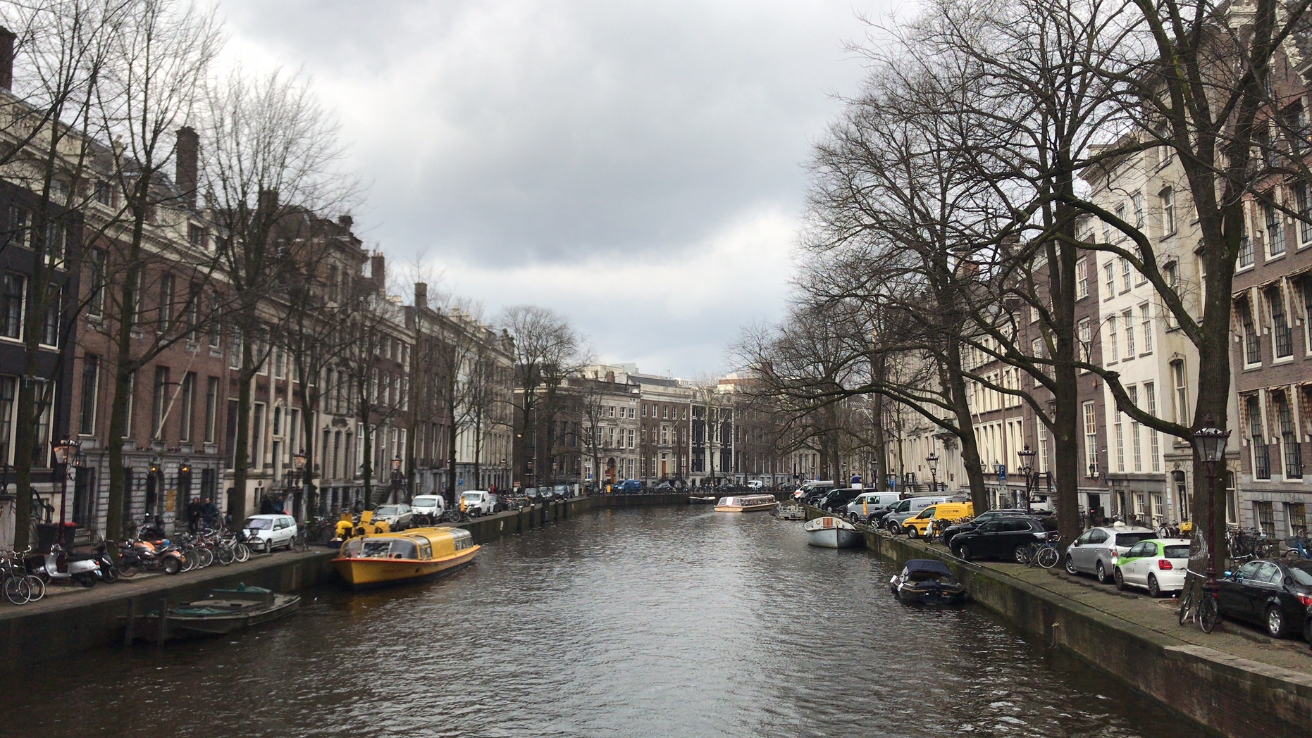 Visit Amsterdam April 2018
