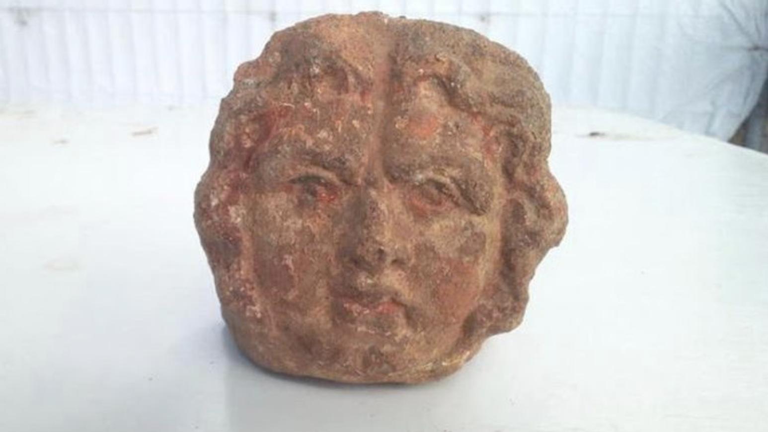 Pre-Roman Samnite theater found in Pompeii?
