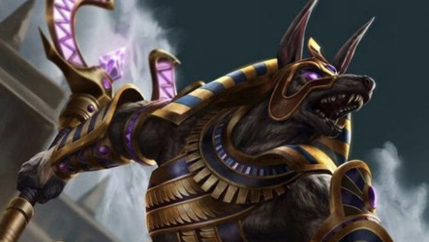 Anubis: The Ancient Egyptian Jackal God