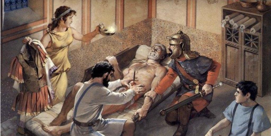 10 amazing Roman inventions