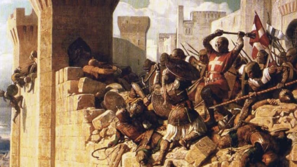 15 Things You Should Know About The Crusades
