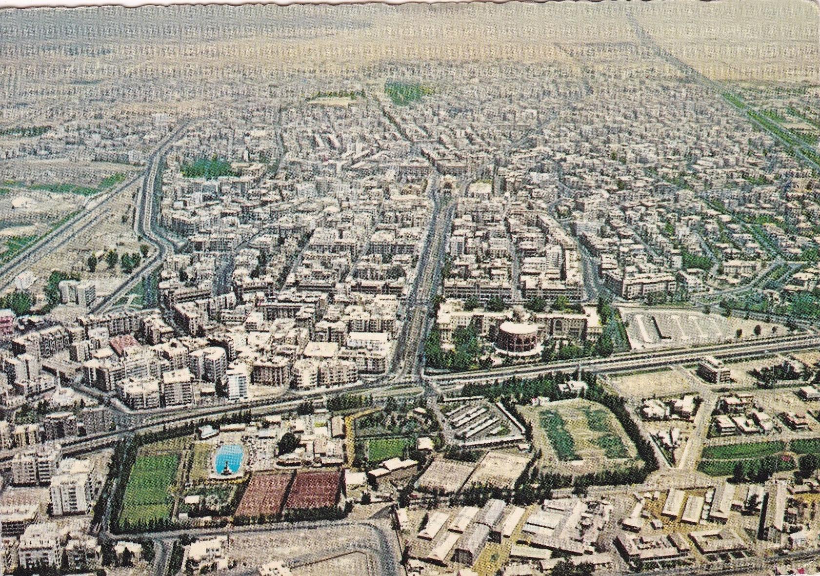 Air photos Heliopolis