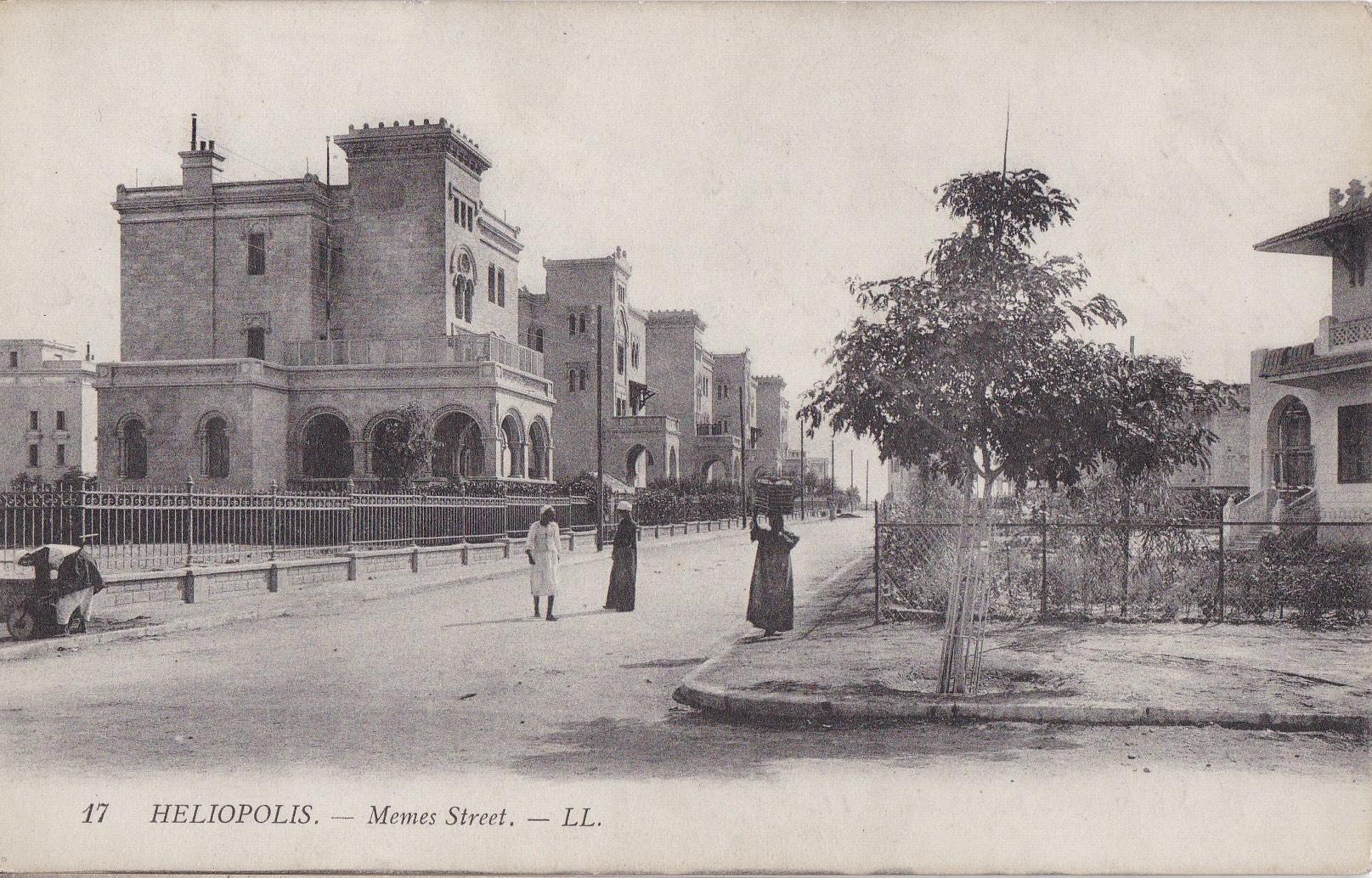 Postcards Heliopolis – LL