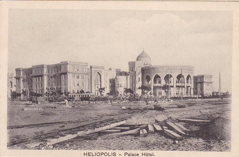 24 Nice Views from Heliopolis – Serie 634