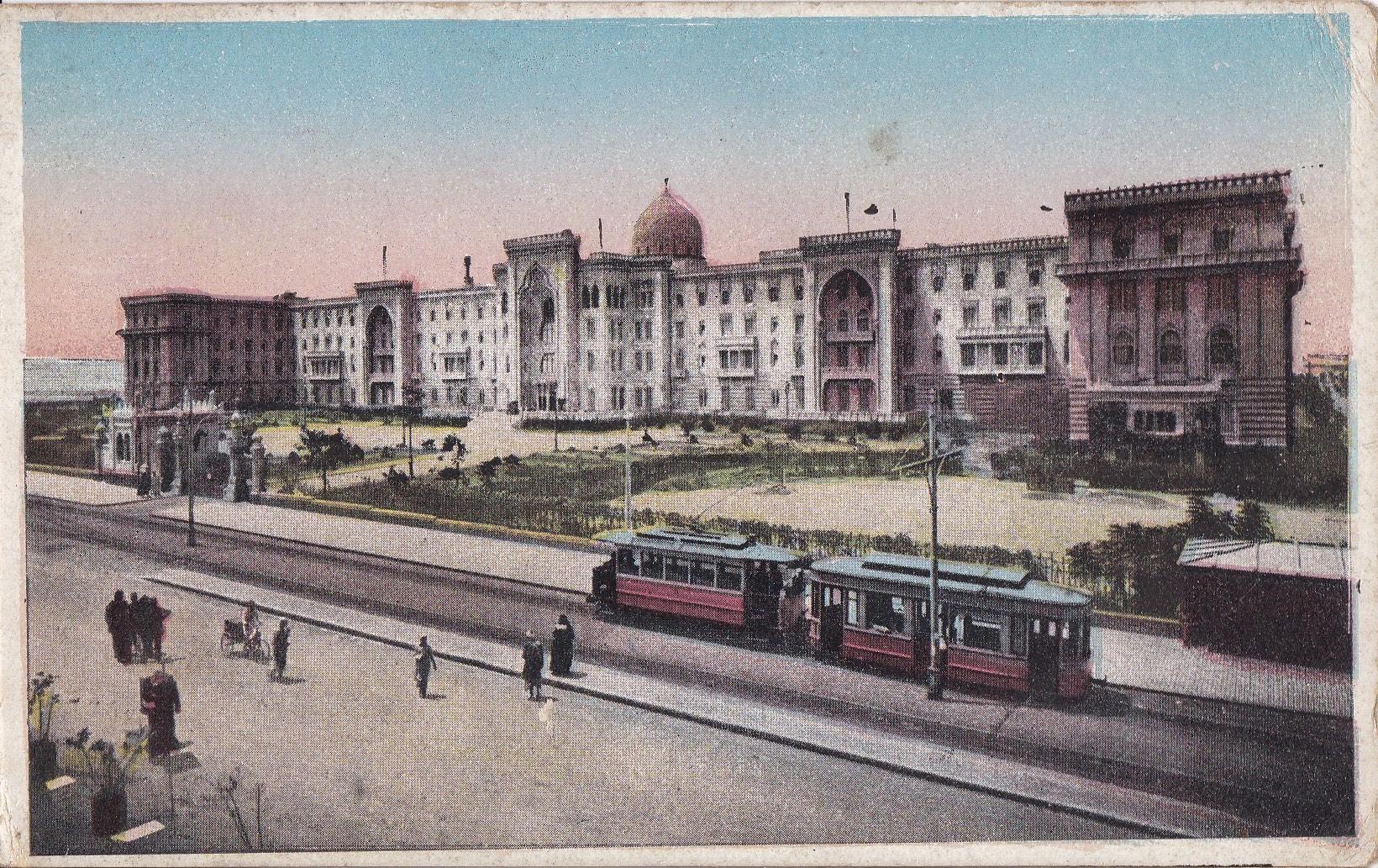 Postcards Heliopolis  Castro & Giro – ca 1918
