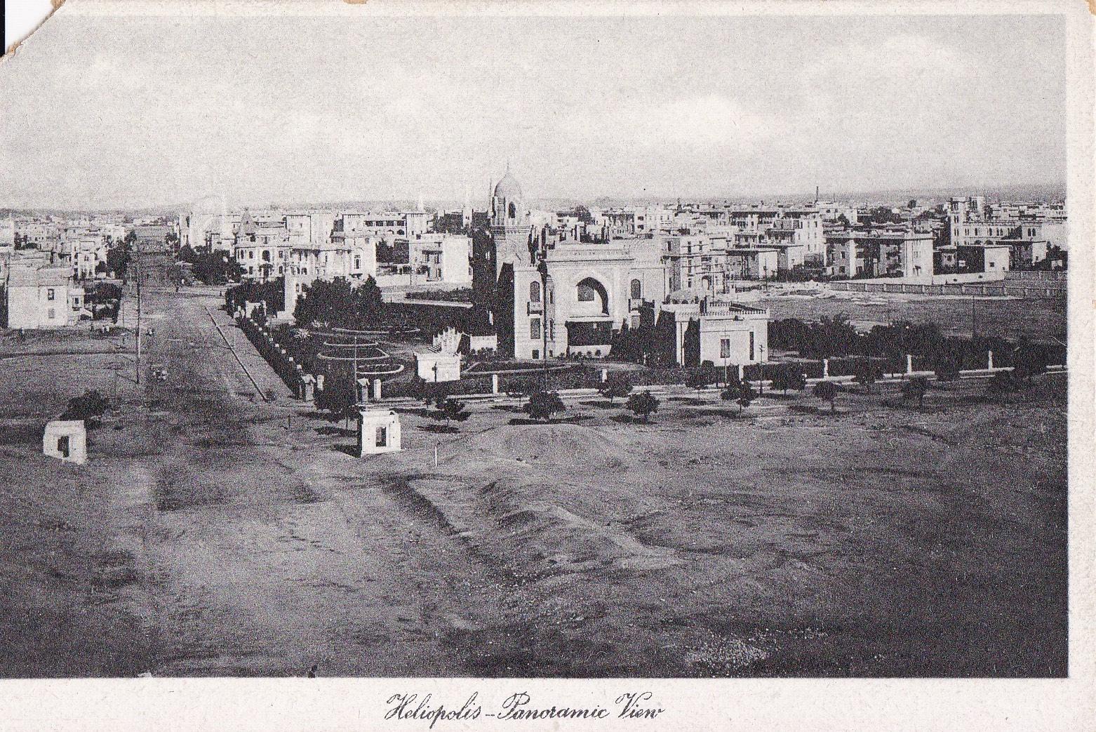 Postcards Heliopolis – Editors Lehnert & Landrock Cairo, II (1926?)