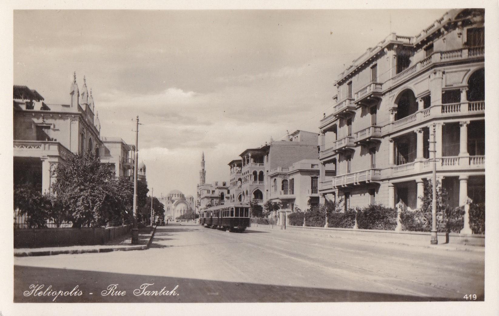 Postcards Heliopolis – Lehnert & Landrock Succ. – Ernst Landrock