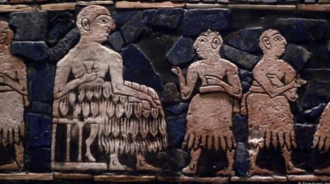 Sumerians – the first 'civilised' Mesopotamians