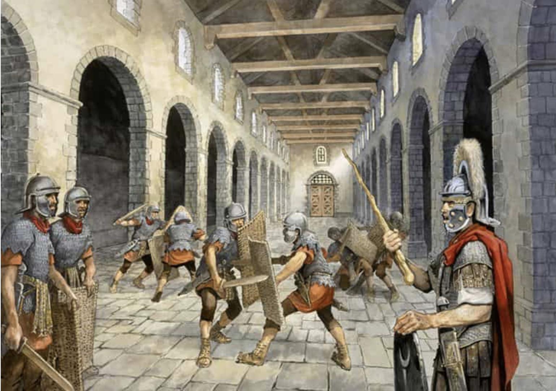 History Of The Roman Legionary: 100 BC – 200 AD