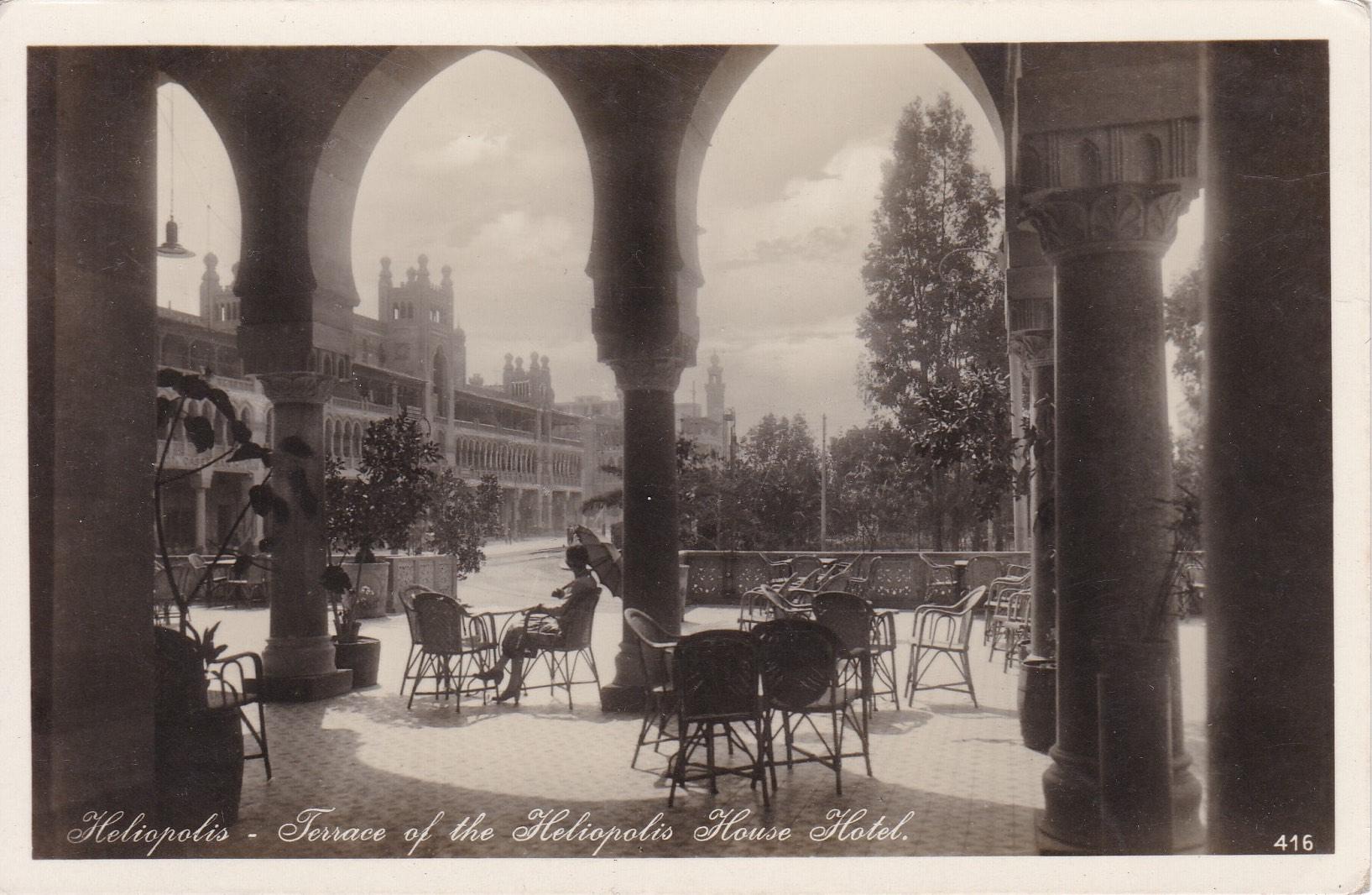 Bit of all- Postcards Heliopolis
